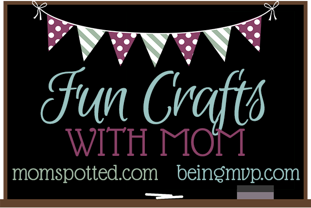 Fun Crafts With Mom momspotted.com #funcraftswithmom
