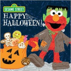 Happy Halloween! Sesame Street