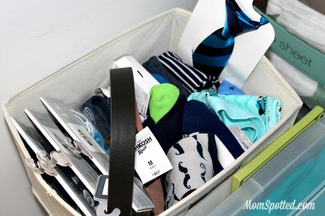 Organizing Kids Clothing & Closets momspotted.com