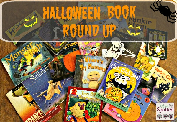Halloween Book Roundup