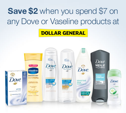 Dove and Dollar General are celebrating Real Beauty #DGFeelBeautifulFor
