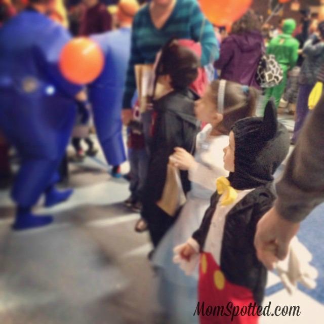 2014 Halloween School Party Sawyer