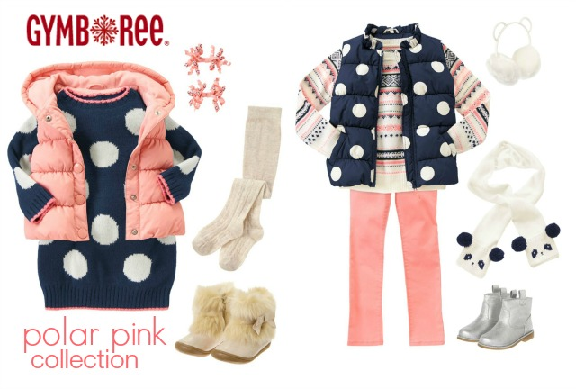 Polar Pink Collection from Gymboree