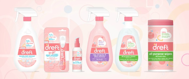 Line of Dreft Products