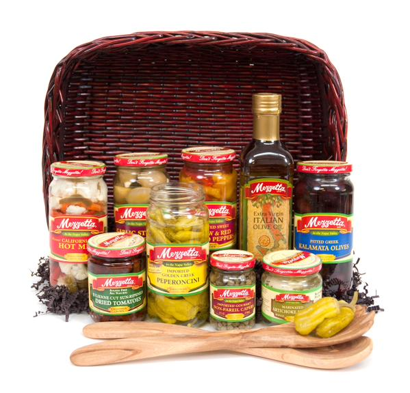 Mezzetta Prize Pack Daily Giveaway