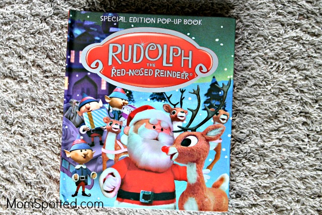 Rudolph the Red-Nosed Reindeer 50th Anniversary Pop-Up Edition