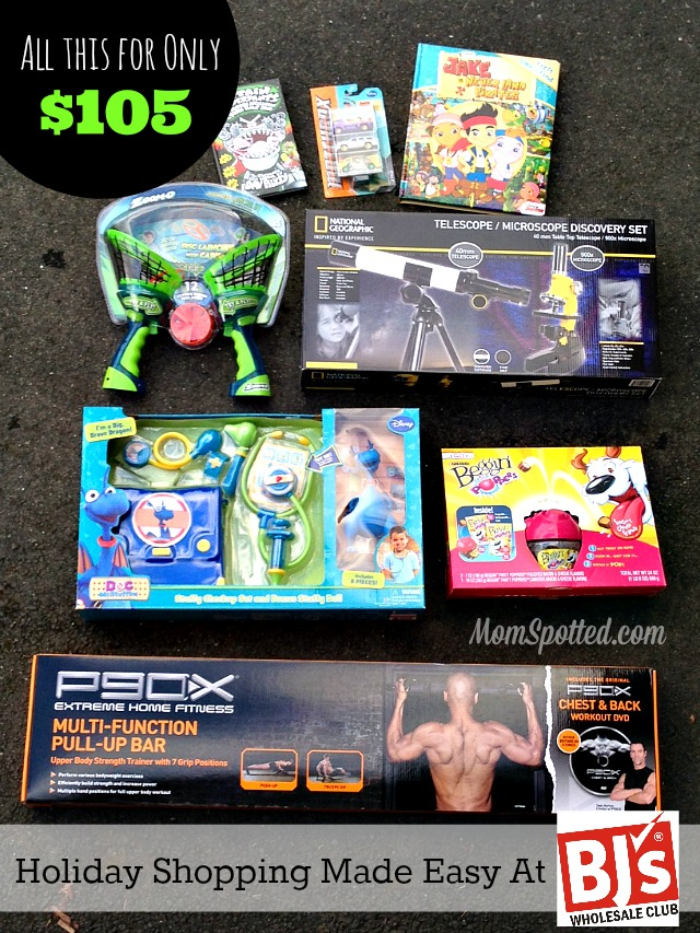 BJ's Wholesale Club Toy Purchase