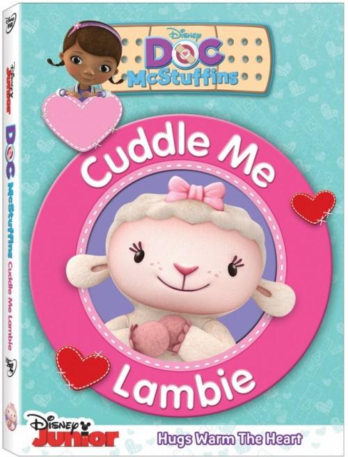 Disney Doc McStuffins: Cuddle Me Lambie DVD