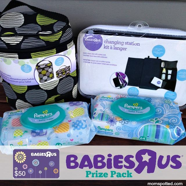 Babies 'R' Us Winter Milestones Prize Pack