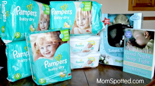 Pampers Sleep Chat