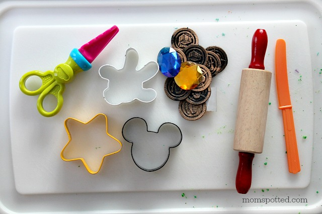 The BEST Easy No Cook Play Dough! Tools We like to use!