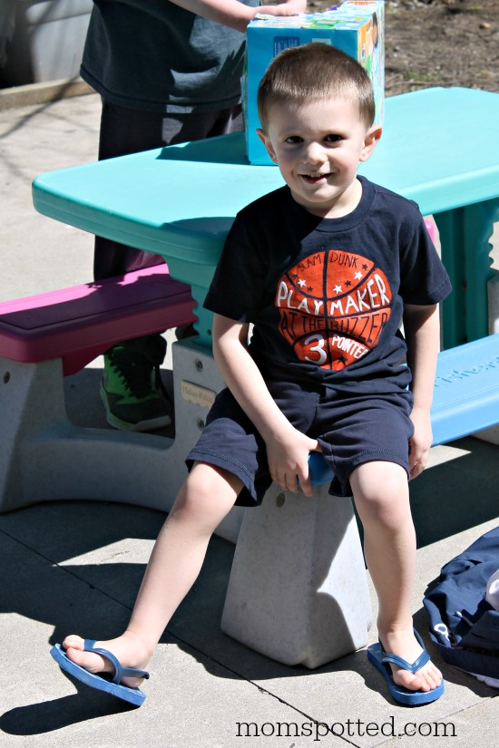Hop 'N' Roll Your Way into Gymboree & Help KaBOOM! Sawyer James