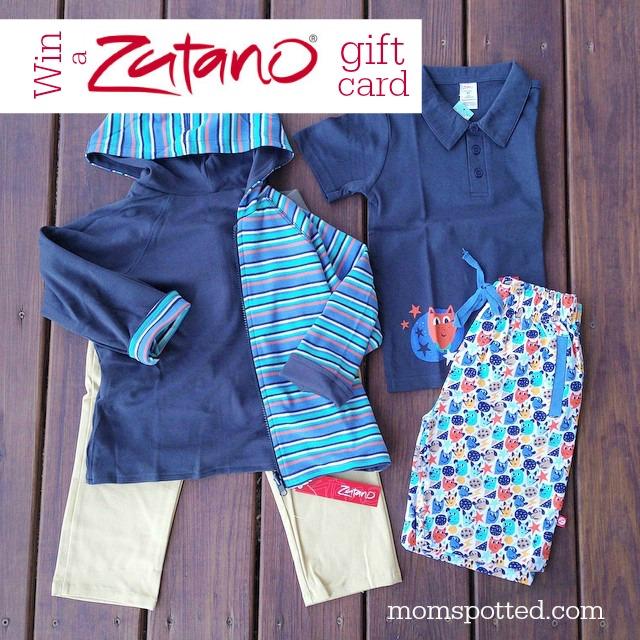Zutano Gift Card Giveaway