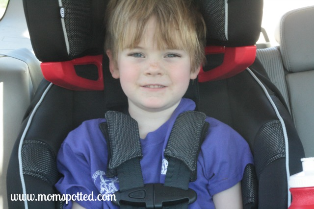 Evenflo Advanced Transitions 3-in-1 Booster Car Seat Review
