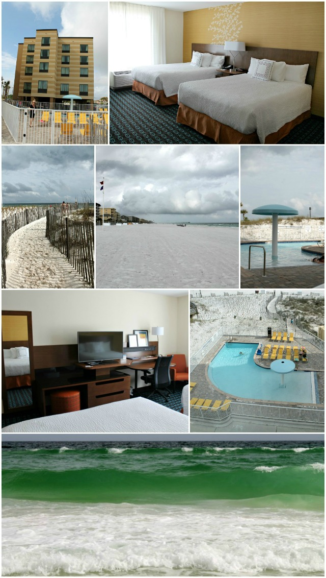 Fairfield Inn and Suites in Ft. Walton Beach