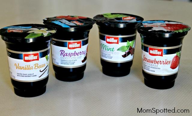 Muller Ice Cream Yogurt
