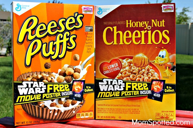General Mills and Star Wars