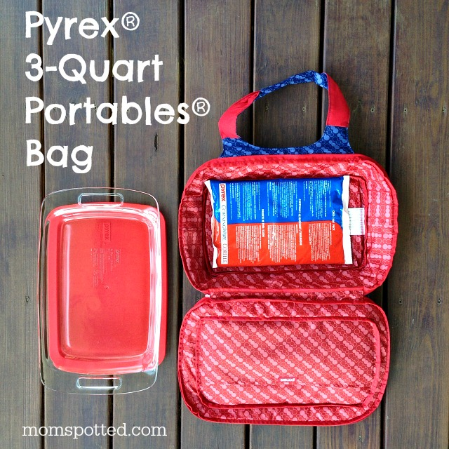 Pyrex® 3-quart Portables® bag