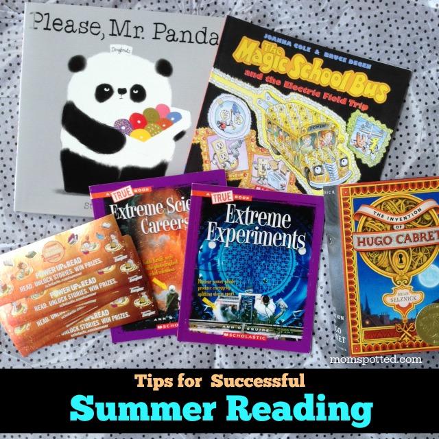 Scholastic, Summer Reading, Childrens Books