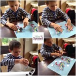 Rainy Day, Preschool Craft