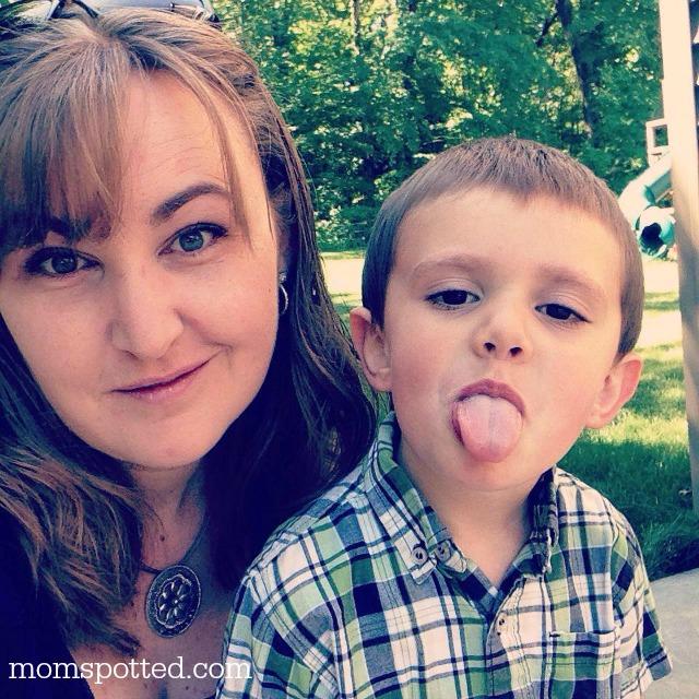 mommy & sawyer james