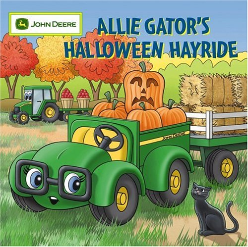 Allie Gator's Halloween Hayride Paperback