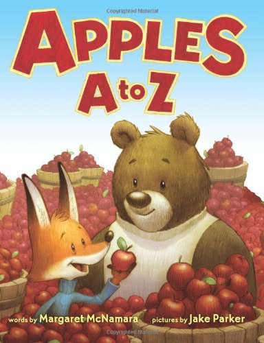 Apples A to Z Hardcover
