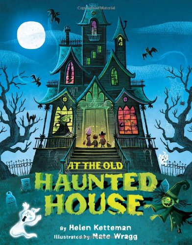 At the Old Haunted House Hardcover