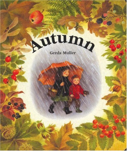Autumn Board Book Board book