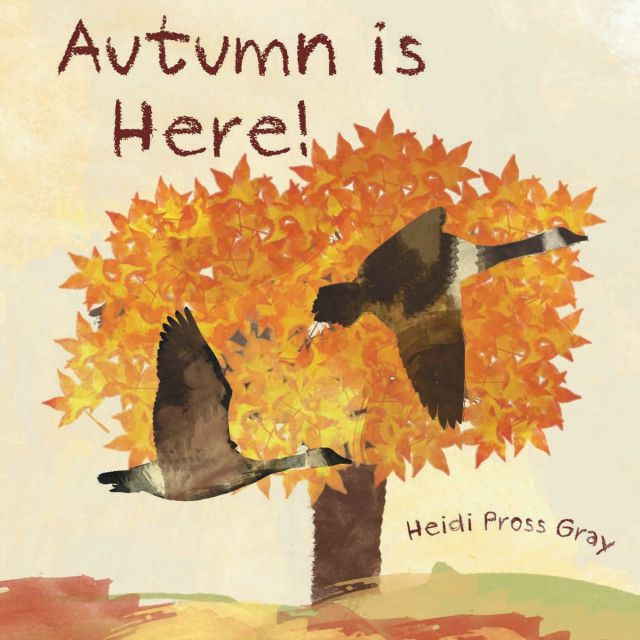 Autumn is here! Paperback