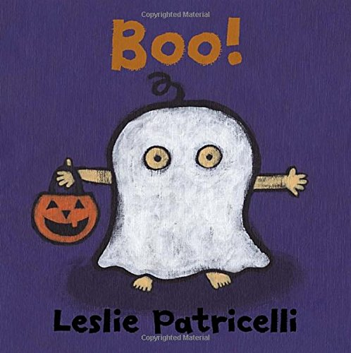 Boo! (Leslie Patricelli board books) Board book