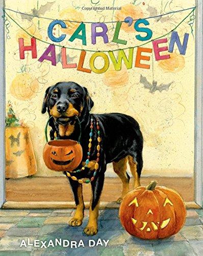 Carl's Halloween Hardcover