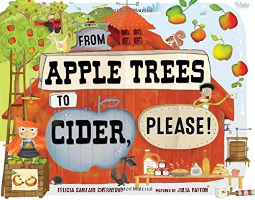 From Apple Trees to Cider, Please! Hardcover