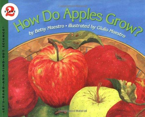 How Do Apples Grow Paperback