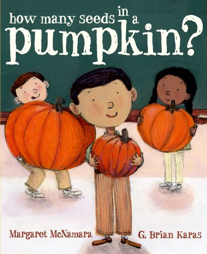 How Many Seeds in a Pumpkin (Mr. Tiffin's Classroom Series