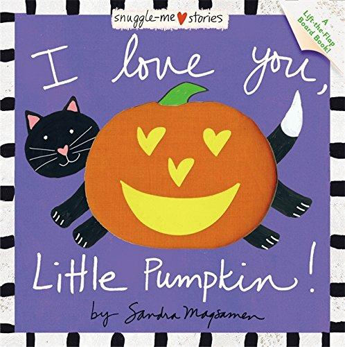 I Love You, Little Pumpkin! Board book