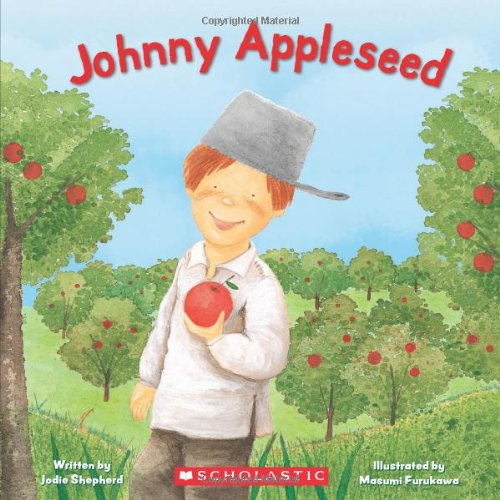 Johnny Appleseed Paperback