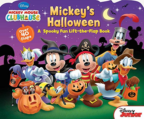 Mickey Mouse Clubhouse Mickey's Halloween Board book