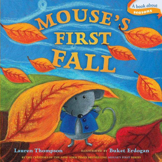 Mouse's First Fall (Classic Board Books) Board book