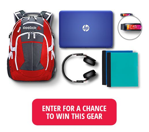 Office Max  Depot giveaway