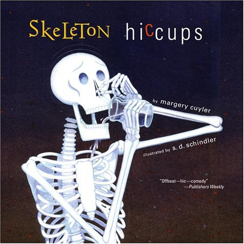 Skeleton Hiccups Paperback