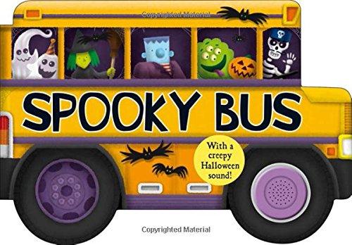 Spooky Bus (Shaped Board Books) Board book