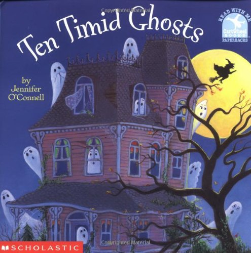 Ten Timid Ghosts Paperback