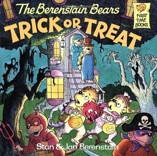 The Berenstain Bears Trick or Treat Paperback