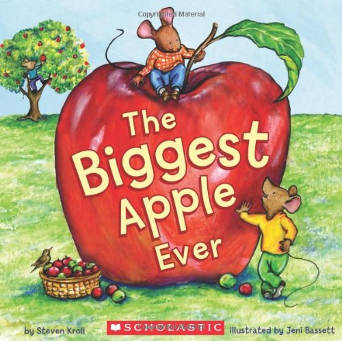 The Biggest Apple Ever Paperback