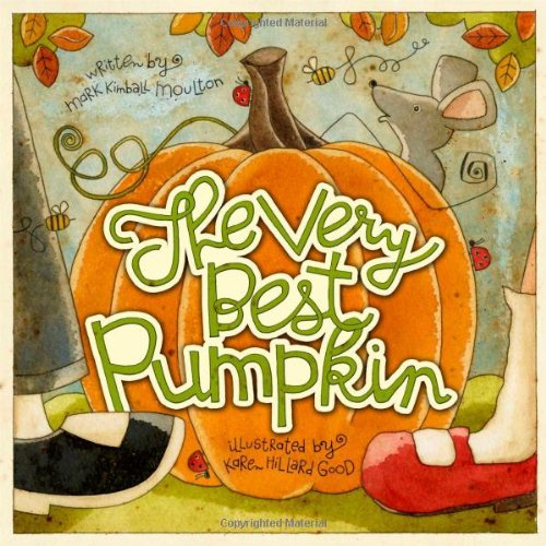 The Very Best Pumpkin Hardcover