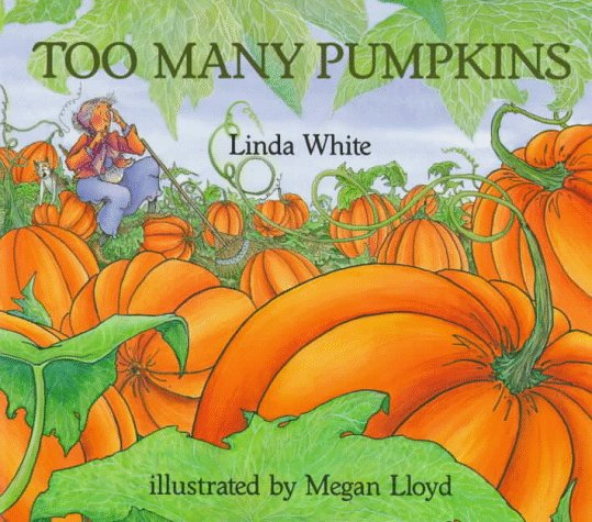 Too Many Pumpkins Paperback