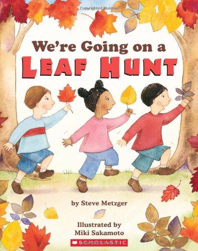 We're Going on a Leaf Hunt Paperback