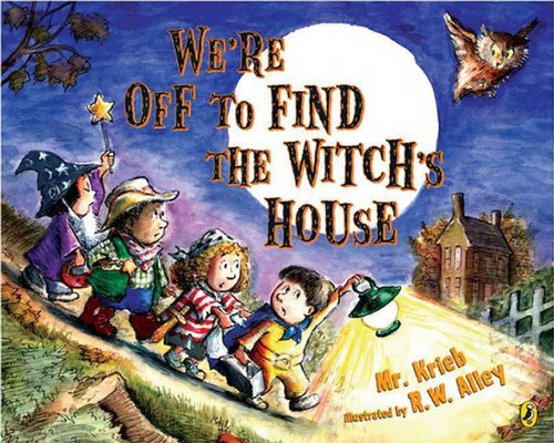 We're Off to Find the Witch's House Paperback