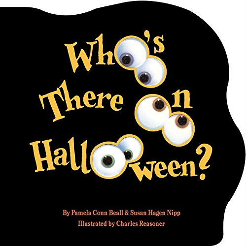 Who's There on Halloween Board book